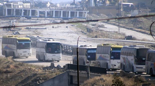 Qué sucede de verdad en Siria
