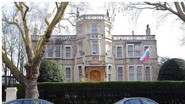 Rusia denuncia un ataque «terrorista» contra su Embajada en Damasco