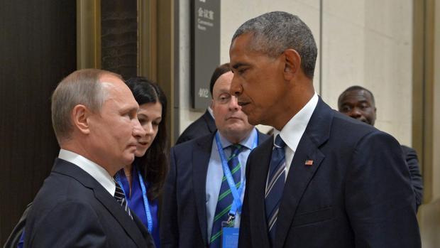 Obama expulsa a 35 espías rusos por los ciberataques en las elecciones