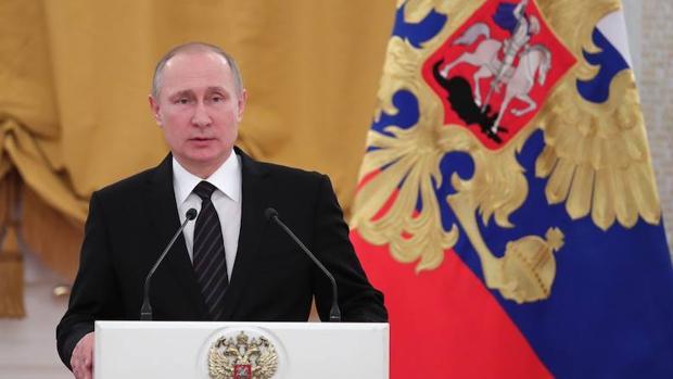 Putin anuncia la reducción de tropas rusas en Siria tras el acuerdo de alto el fuego