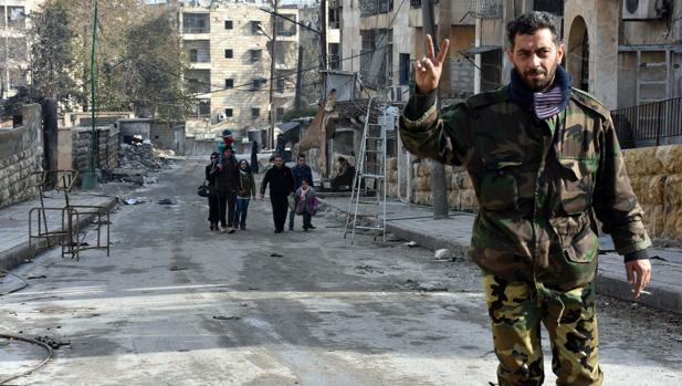 Putin gana la partida a Occidente al anunciar el alto el fuego en Siria
