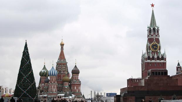 Rusia detiene a siete personas que planeaban atentar en Moscú