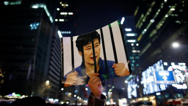 Detienen a la hija de la «Rasputina» surcoreana en Dinamarca