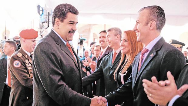 Maduro nombra vicepresidente a un duro, conectado con el narco y Hizbolá
