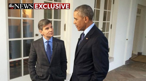 Obama, sobre Putin: «No está en nuestro equipo»