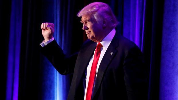 Donald Trump en una imagen reciente