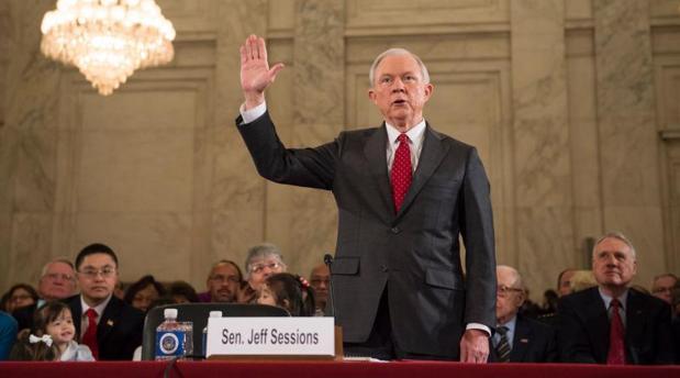 El fiscal general de Trump asegura que le dirá que «no» si se excede en su poder