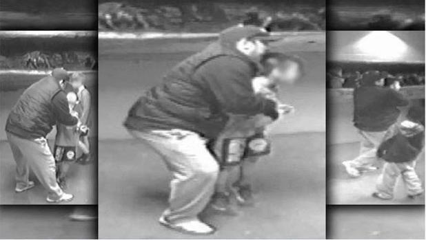 Graban el intento de secuestro de un niño de ocho años en Oklahoma