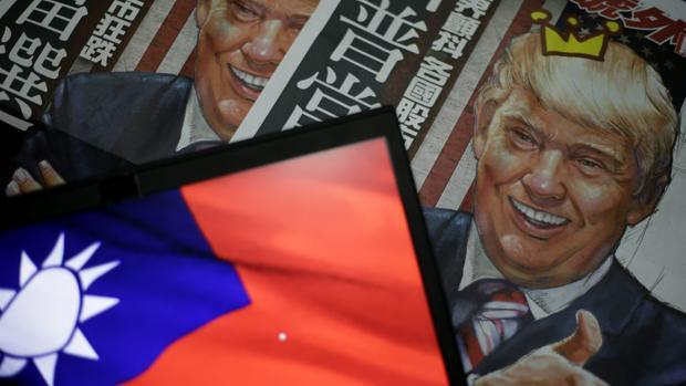 Pekín se vengará de Estados Unidos si Trump rompe con la política «de una sola china»