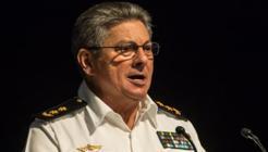 Vicealmirante Julio César Gandarilla