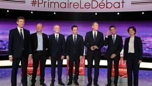 Valls sella su giro a la izquierda para ganar las primarias del Partido Socialista francés