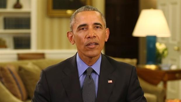 Obama elogia al pueblo estadounidense: «Me habéis mantenido honesto y dado fuerzas para seguir»