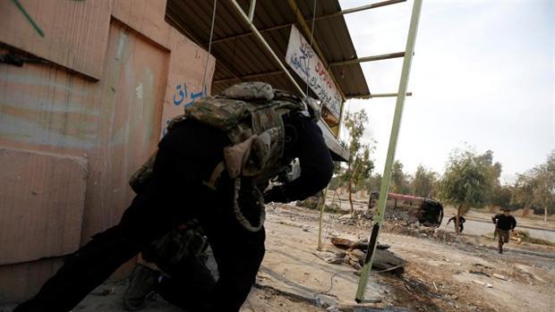 La batalla por Mosul se desarrolla calle a calle