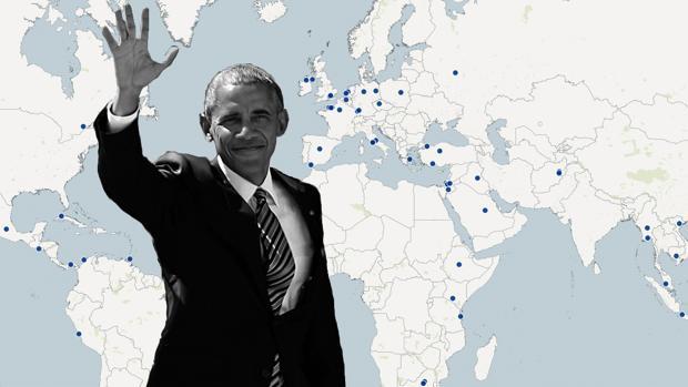 Obama, entre la legalidad y la debilidad en el exterior