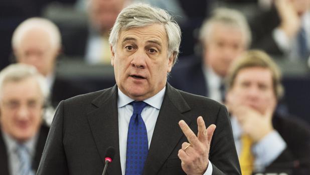 Tajani, sin mayoría absoluta para ser el nuevo presidente de la Eurocámara
