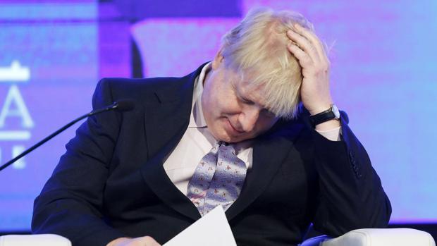 Hemeroteca: Acusan a Boris Johnson de comparar a François Hollande con los nazis | Autor del artículo: Finanzas.com