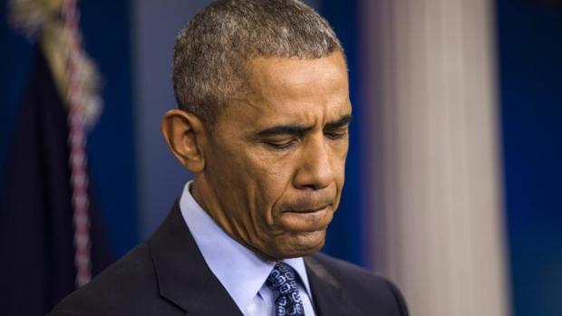 Obama se despide: «Gracias»