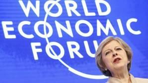 May dice que el Reino Unido será el defensor «más fuerte» del libre comercio tras el Brexit