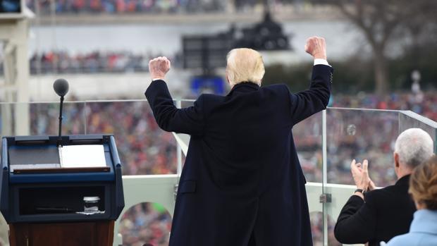 Donald Trump: «Este es vuestro momento. Haremos que Estados Unidos vuelva a sentirse orgulloso»