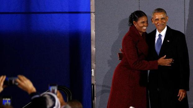 Obama promete continuar su labor política: «Seguiré con vosotros»