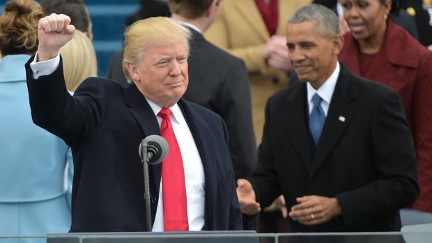 Donald Trump proclama hoy el Día del Patriotismo