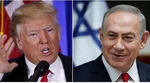 Trump y Netanyahu intercambian su opinión sobre las «amenazas» de Irán y la paz en Oriente Medio