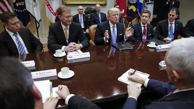 Trump desmonta los grandes acuerdos comerciales con EE.UU.