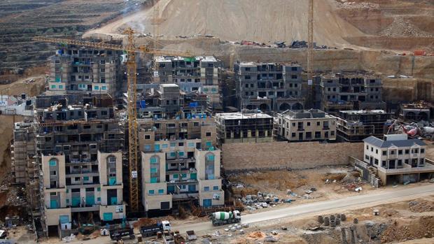 Este domingo, el primer ministro israelí, ya levantó las restricciones a la construcción de asentamientos en el este de Jerusalén