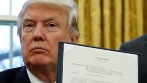 Trump anuncia que el muro fronterizo con México comenzará a construirse «en meses»