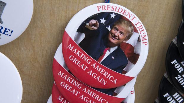 Trump registra su eslogan electoral para 2020: «Conservar la grandeza de América»