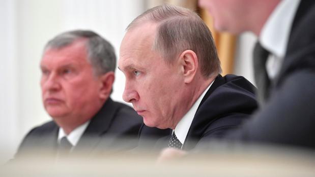 Putin propone desarrollar armas robóticas en Rusia