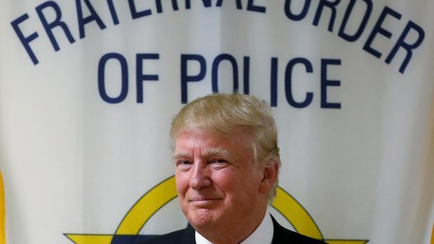 Donald Trump, en Statesville (Carolina del Norte), en una imagen de archivo