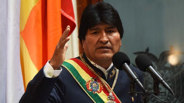 La batalla de Evo Morales por el poder