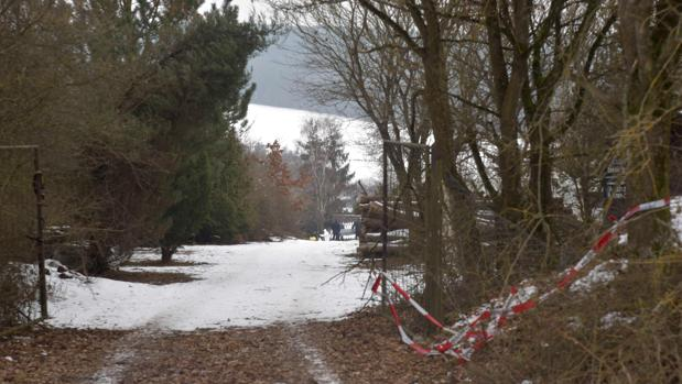 El lugar donde han encontrado muertos a seis adolescentes