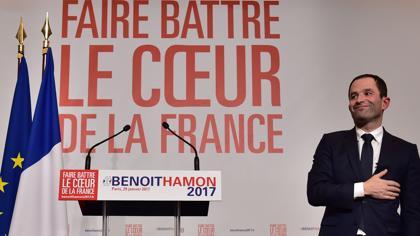 Benoît Hamon vence a Manuel Valls en las primarias socialistas francesas