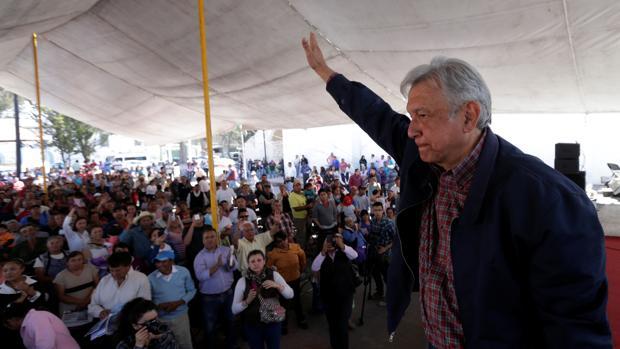 Los grandes partidos mexicanos plantan al PRI en su búsqueda de la unidad frente a Trump