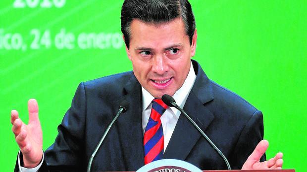 «Por primera vez me gusta una decisión de Peña Nieto»
