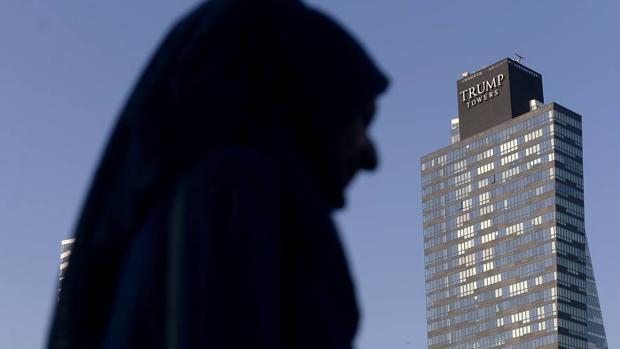 imagen de uno de los edificios que le suponen beneficios a Trump en Estambul