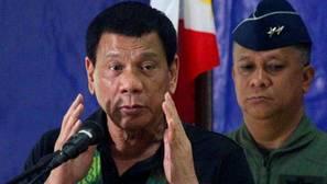El presidente de Filipinas involucra al Ejército en su «guerra contra las drogas»