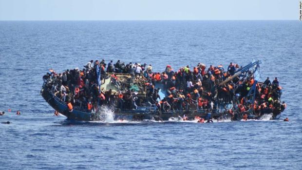 Los 28 se centran en estabilizar Libia para frenar  la inmigración