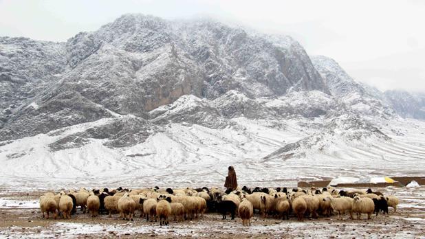 Varias avalanchas de nieve dejan 108 muertos en Afganistán