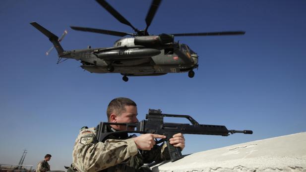 Operaciones militares del Bundeswehr en Afganistán, durante 2010