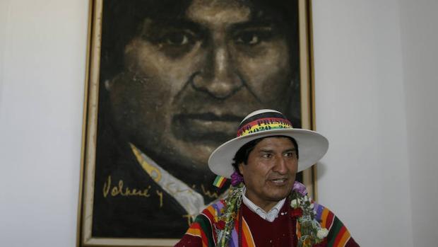 El presidente de Bolivia contesta a Rajoy: «América Latina no requiere de interlocutores»