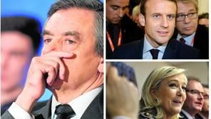La decadencia de la política francesa