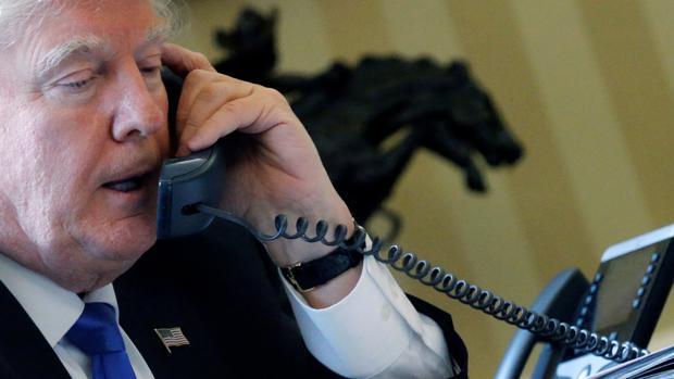 Diez conversaciones que ha mantenido Trump con mandatarios internacionales