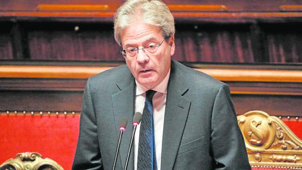 Paolo Gentiloni era ministro de Exteriores en el momento de los ciberataques