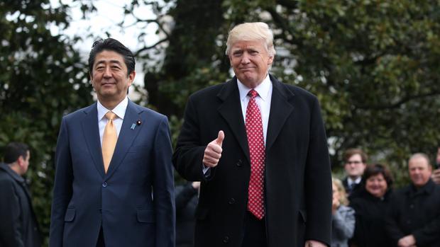 Trump imprime un rumbo más «sereno» a su política exterior