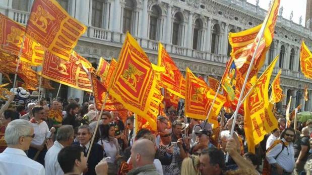 El Gobierno italiano contra el «Venexit»: rechaza las pretensiones autonómicas del Véneto