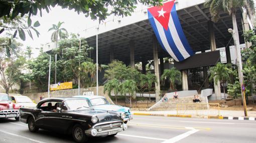 Los viejos vehículos de los años 50, parte del paisaje habitual de La Habana