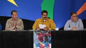 Maduro vuelve a cargar contra Rajoy calificándolo de «bandido» y «protector de delincuentes y asesinos»